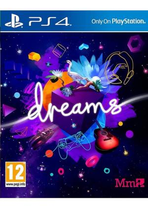 PS4 Dreams -GamesGuru
