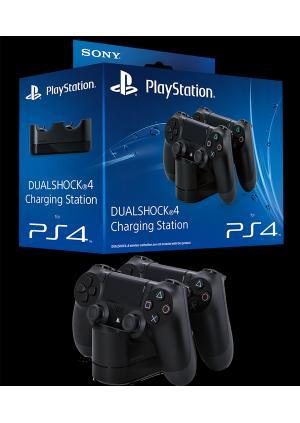 Punjač PS4 DualShock Charging Station - GamesGuru