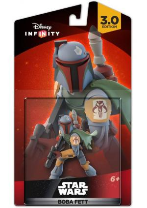 Infinity 3.0 Figure Boba Fett (Star Wars) - GamesGuru
