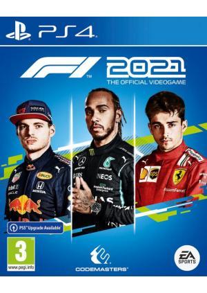 PS4 F1 2021 - Gamesguru