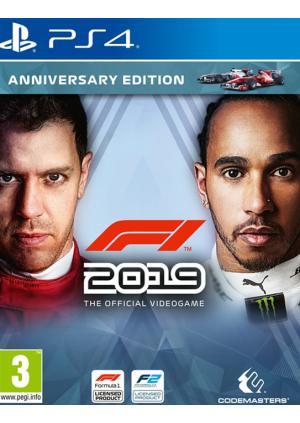PS4 F1 2019 - Anniversary Edition - GamesGuru