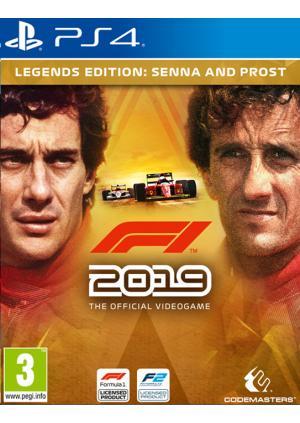 PS4 F1 2019 - Legends Edition - GamesGuru