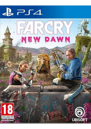 PS4 Far Cry New Dawn - GamesGuru
