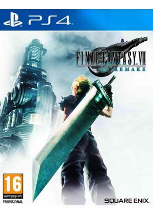 PS4 FINAL FANTASY VII REMAKE - GamesGuru