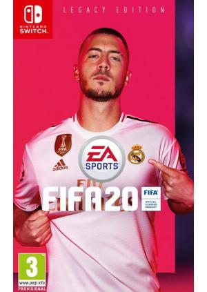 FIFA 20 - GAMES GURU - NINTENDO SWITCH