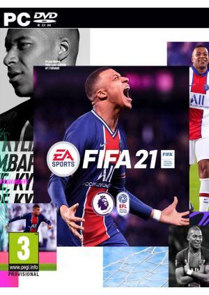 PC FIFA 21 - GamesGuru