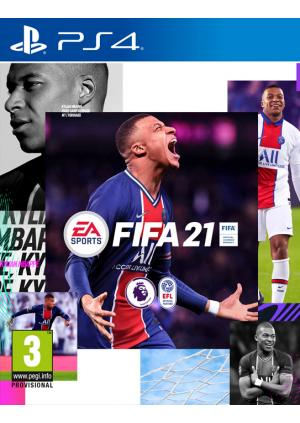 PS4 FIFA 21 - GamesGuru