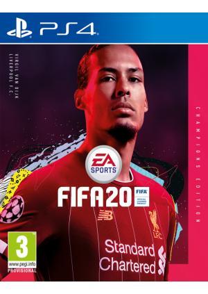 FIFA 20 CHAMPIONS EDITION - GAMES GURU - PS4