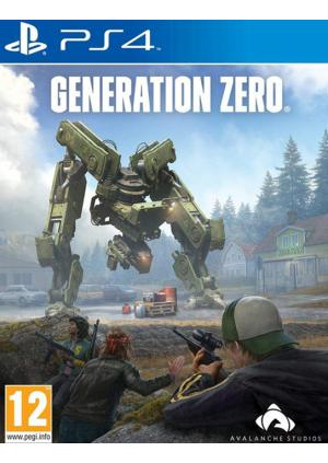 PS4 Generation Zero - GamesGuru