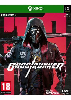 XSX Ghostrunner- Gamesguru