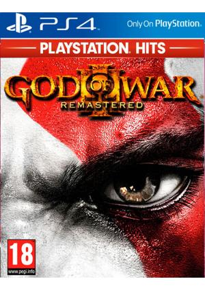 PS4 God Of War 3 Remastered Playstation Hits - GamesGuru
