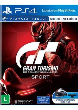 PS4 Gran Turismo Sport Playstation Hits - GamesGuru