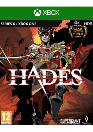 XBOX ONE/XSX Hades - Gamesguru