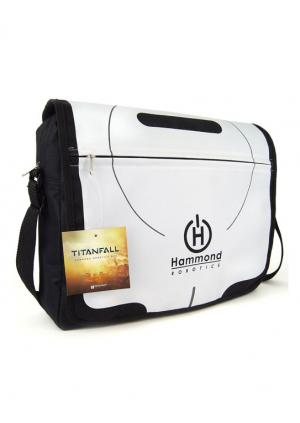 Titanfall Messenger Bag - Hammond Robotics - Gamesguru