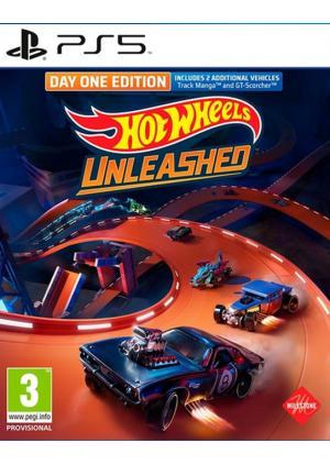 PS5 Hot Wheels Unleashed -Gamesguru