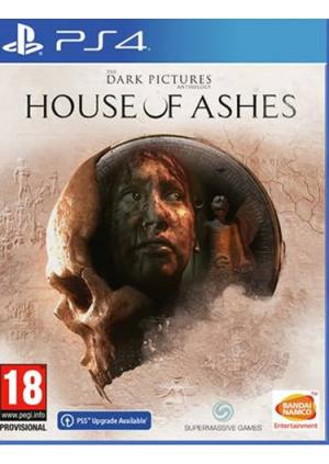 PS4 The Dark Pictures Anthology: House of Ashes - Gamesguru