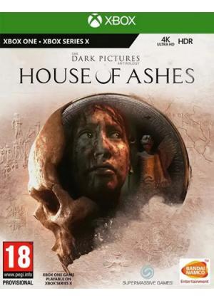 XBOXONE/XSX The Dark Pictures Anthology: House of Ashes - Gamesguru