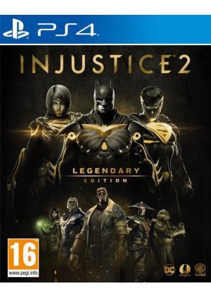 PS4 Injustice 2 Legendary Edition - GamesGuru