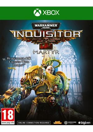 XBOX ONE Warhammer 40,000: Inquisitor - Martyr - Gamesguru