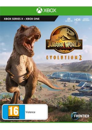 XBOX ONE/XSX Jurassic World Evolution 2 - Gamesguru