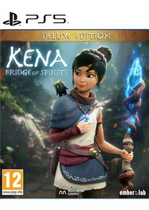 PS5 Kena: Bridge of Spirits - Deluxe Edition - Gamesguru