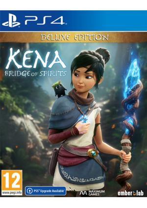 PS4 Kena: Bridge of Spirits - Deluxe Edition - Gamesguru