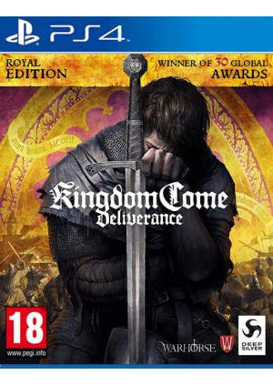 PS4 Kingdom Come Deliverance - Royal Edition - GamesGuru