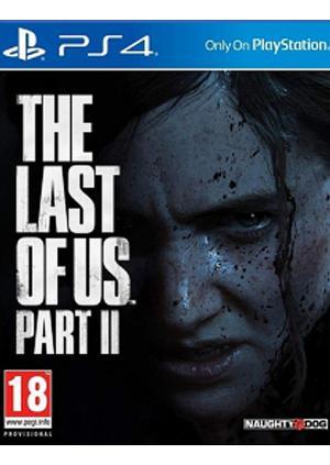 PS4 The Last of Us Part II - GamesGuru