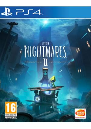 PS4 Little Nightmares II - GamesGuru