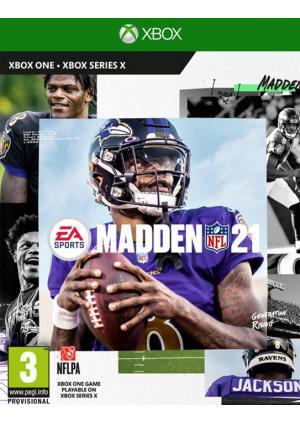 XBOX ONE Madden 21 - GamesGuru