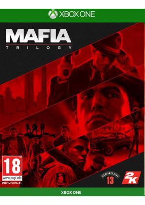 XBOXONE Mafia Trilogy - GamesGuru