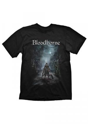 Majica BloodborneNight Street, Size L - GamesGuru