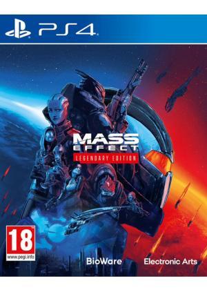 PS4 Mass Effect: Legendary Edition- GamesGuru
