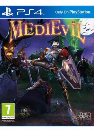 PS4 Exlusive-  MediEvil - GamesGuru