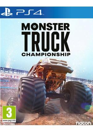 PS4 Monster Truck Championship - GamesGuru