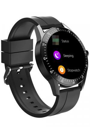 Moye Kronos Pro II Smart Watch - Black - Gamesguru
