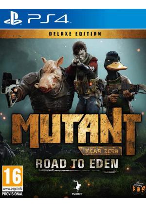 PS4 Mutant Year Zero - Road to Eden Deluxe Edition - GamesGuru