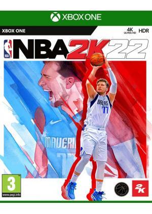 XBOX ONE NBA 2K22 - Gamesguru