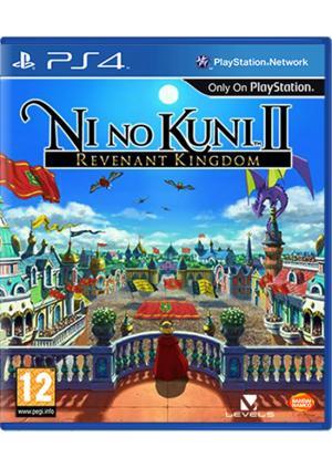 PS4 Ni No Kuni II Revenant Kingdom