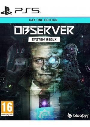 PS5 Observer: System Redux - Day One Edition - Gamesguru