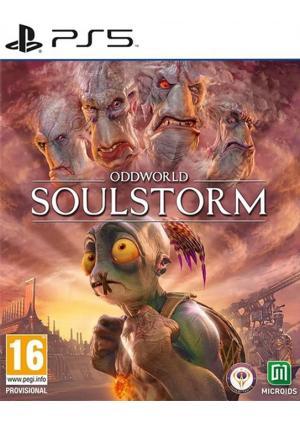 PS5 Oddworld: Soulstorm - Day One Oddition - Gamesguru