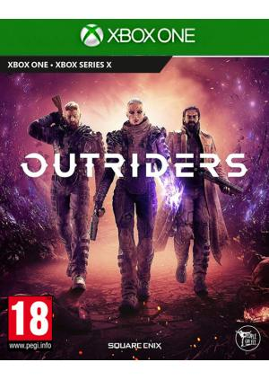 XBOX ONE/XSX Outriders - GamesGuru