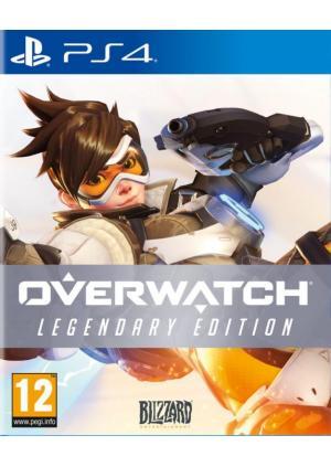 PS4 - OVERWATCH LEGENDARY EDITION