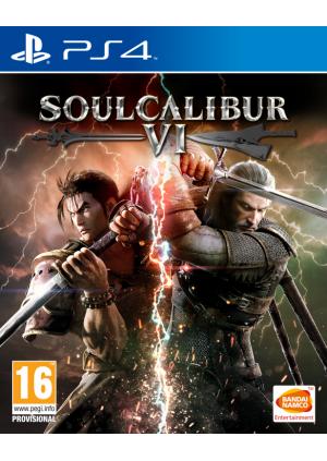 PS4 - SOUL CALIBUR VI