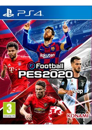 PS4 eFootball PES 2020 - Games Guru