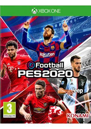 XBOX ONE - eFootball PES 2020