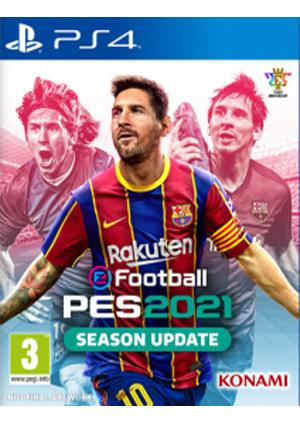 PS4 eFootball PES 2021 Season Update - GamesGuru