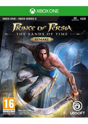 XBOX ONE Prince of Persia Sands of Time Remake - GamesGuru