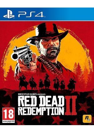 PS4 RED DEAD REDEMPTION 2 - GamesGuru