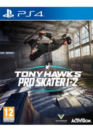 PS4 Tony Hawk's Pro Skater 1 and 2 - GamesGuru